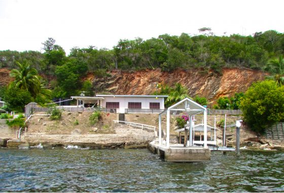 Balmoral Bay Monos Island House For Sale