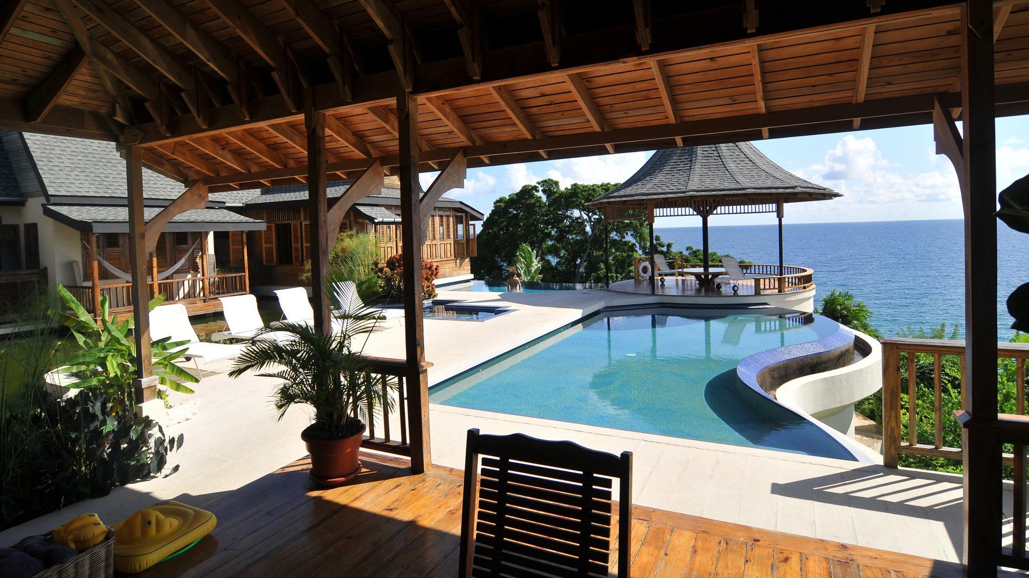 Tobago Shoot, Ohana Villa